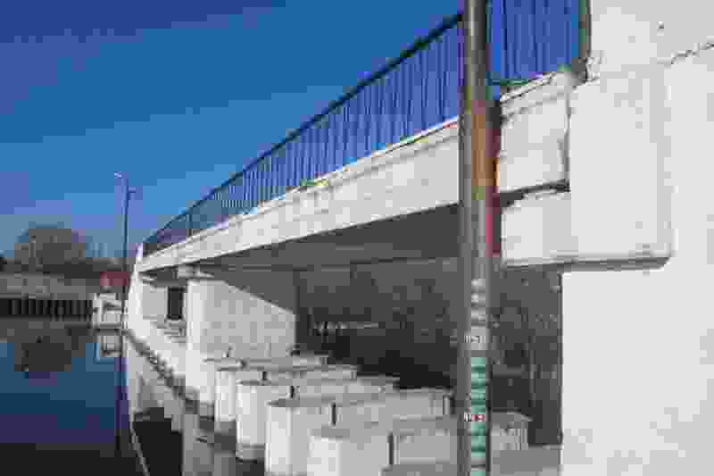 1-го апреля разберут плотину через Цну