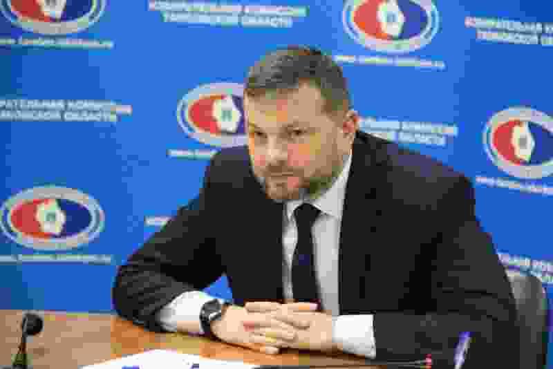 Андрей Офицеров вновь возглавил облизбирком