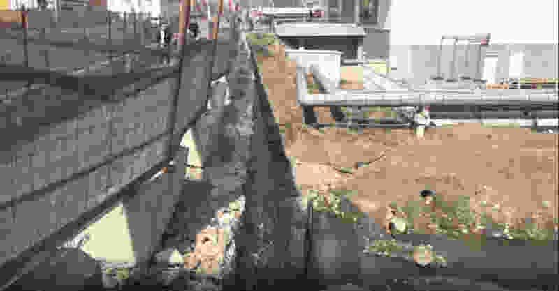 Базарную снова перекроют, чтобы завершить её реконструкцию