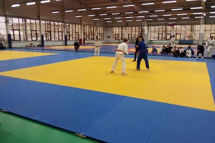 Более 150 спортсменов участвуют в мастерском турнире по дзюдо в Тамбове
