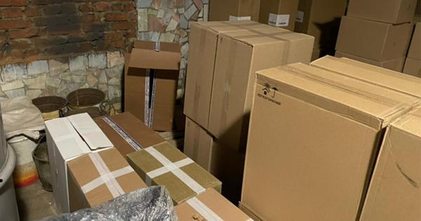 Более 80тысяч пачек сигарет спризнаками контрафакта изъяли тамбовские полицейские