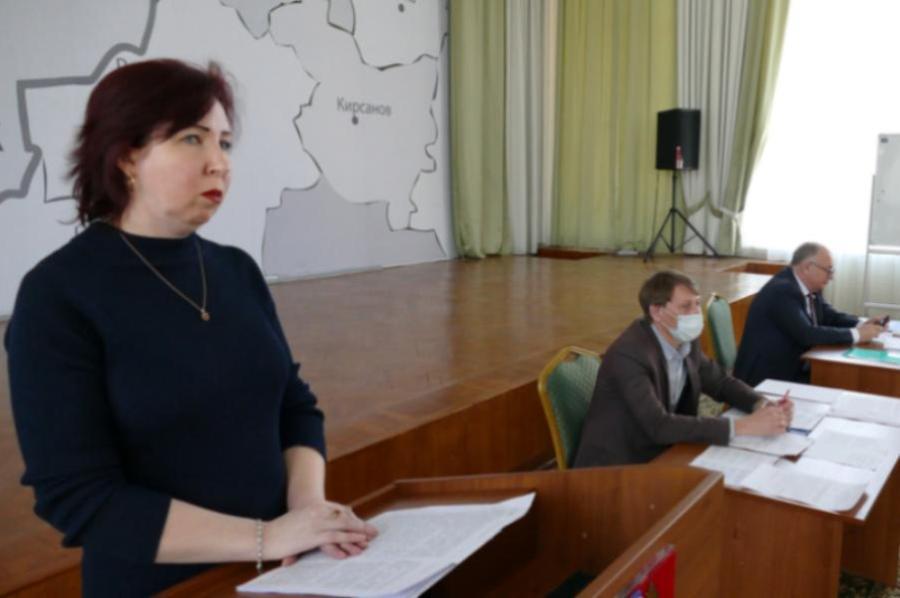 Четыре новые улицы в Котовске получили свои названия