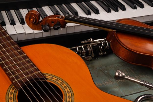 Детская школа искусств Рассказово получила новые музыкальные инструменты