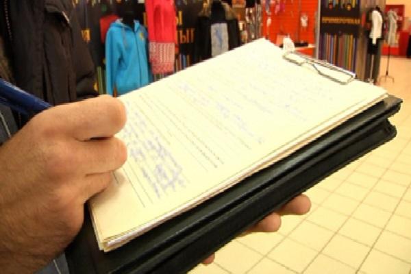 Две жительницы Мичуринска попытались украсть одежду из магазина