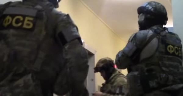ФСБсообщила озадержании 16сторонников украинского радикального сообщества
