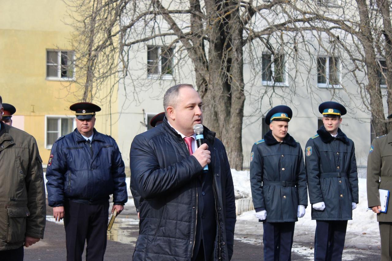 Кадетский корпус Тамбова отмечает 25-летие