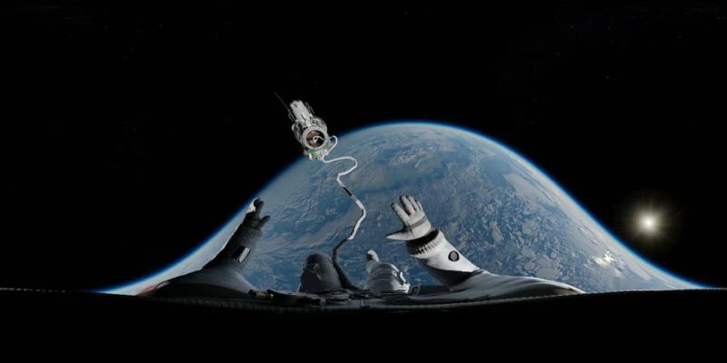 Космокино от «Блокнот Тамбов»: советские космонавты выходят в открытый космос