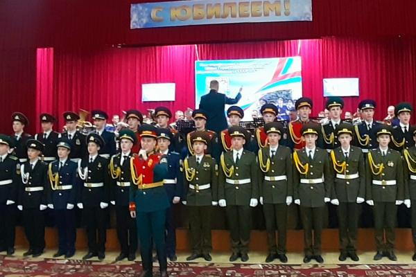 Многопрофильному кадетскому корпусу имени Л.С. Дёмина исполнилось 25 лет