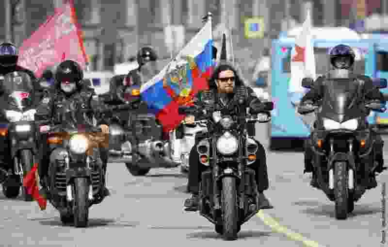 """Мотоколонна """"Ночных волков"""" проедет через Тамбов накануне Дня Победы"""