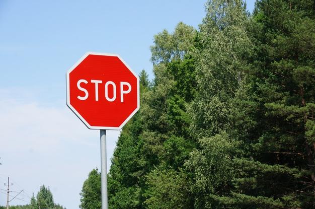 МВД хотят вернуть контроль за дорожными знаками