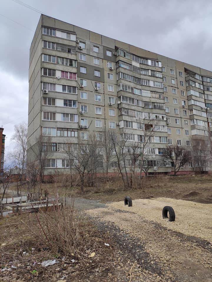 На одной из улиц Тамбова жители просят убрать несанкционированную свалку