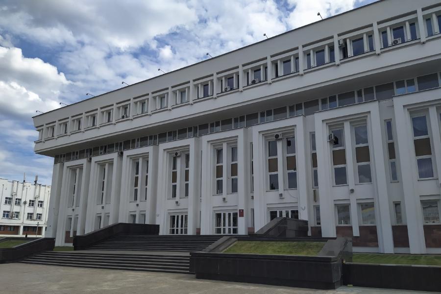 На пожарную безопасность в здании администрации области потратят 30 млн рублей
