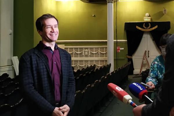 Николай Луганский откроет XXXIX Международный фестиваль имени Рахманинова