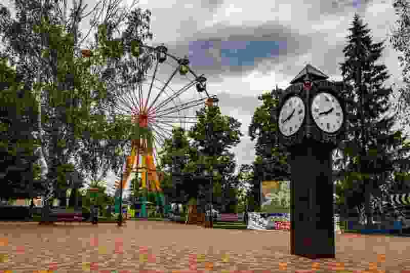 Новый сезон в тамбовском городском парке откроют трёхдневным концертом