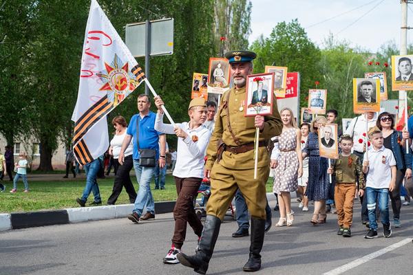 """Объявлен набор онлайн-волонтёров для акции """"Бессмертный полк"""""""
