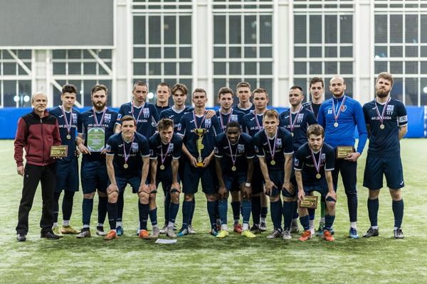 Определился победитель зимнего первенства Тамбовской области по футболу
