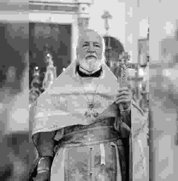 От коронавируса умер священник из Инжавино