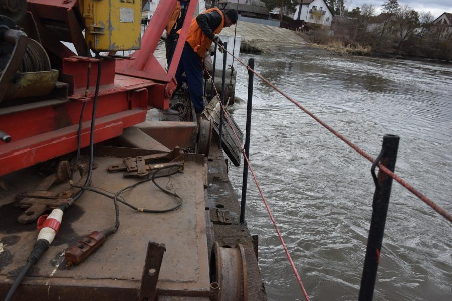 Паводок в Тамбове: серьёзных подтоплений не наблюдалось
