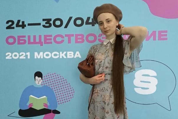 Школьница из Тамбова побила рекорд, став дважды победителем на всероссийской олимпиаде