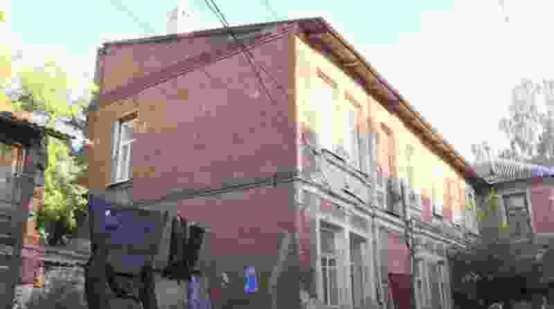 Старинный дом на Ленинградской пойдёт под снос