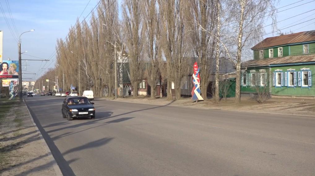 Тамбовчане просят оставить парковку на бульваре Энтузиастов