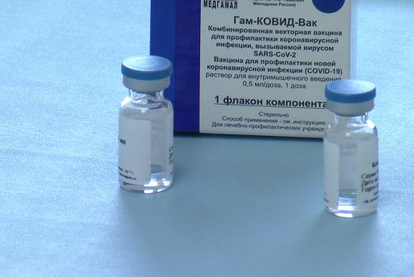 Тамбовская область получила ещё 11 тысяч доз вакцины от коронавируса