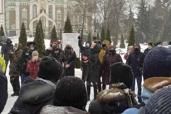 Тамбовских организаторов массовых митингов попросили указать расчетный счёт