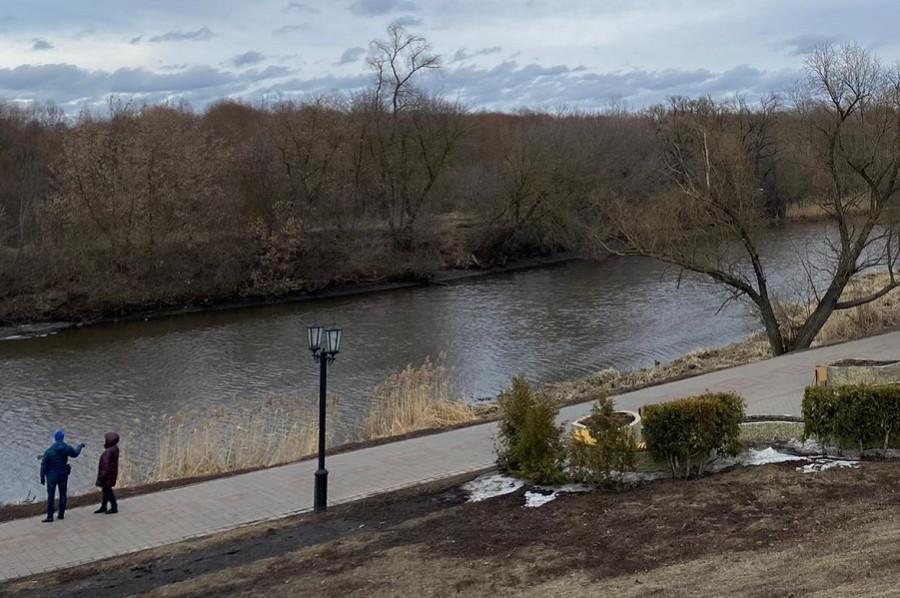 В двух тамбовских реках повысился уровень воды
