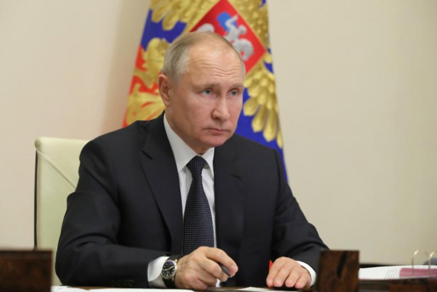 В Кремле рассказали подробности о послании Владимира Путина