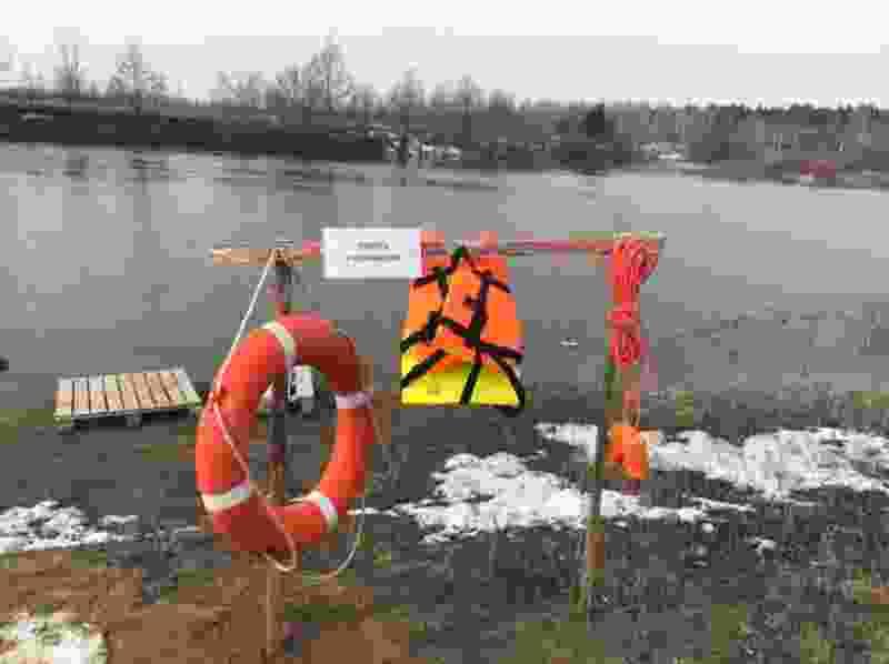 В Мичуринском районе школьников перевели на «дистанционку» из-за затопленного моста