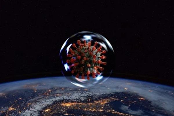 В мире девятую неделю подряд растёт заболеваемость COVID-19