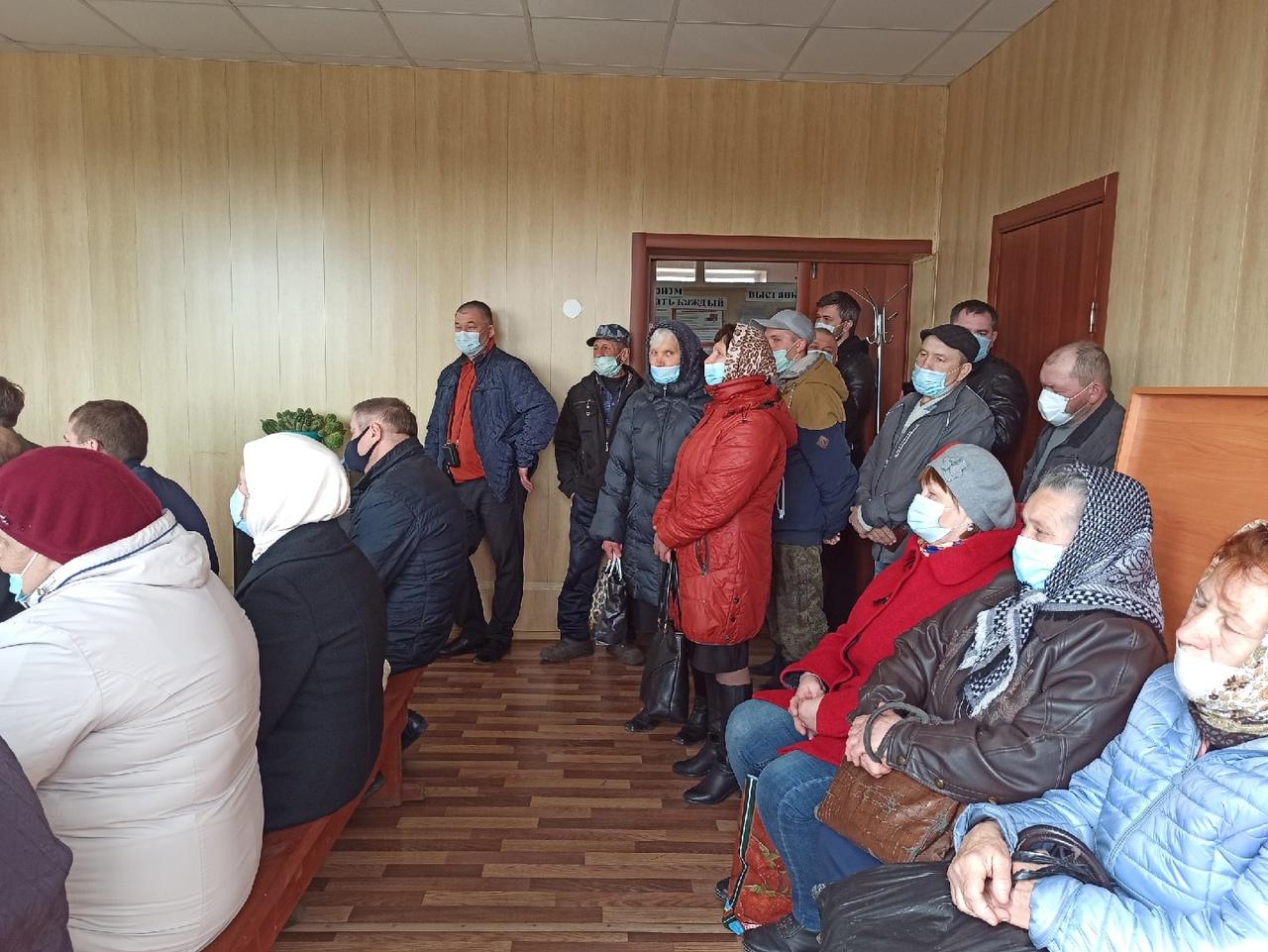 В Сосновском районе земли сельхозназначения хотят передать под мусорный полигон
