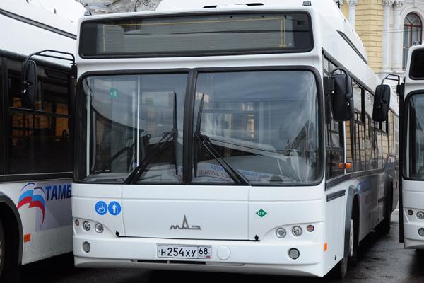 В Тамбове изменили расписание автобусов дачного маршрута