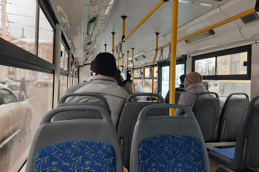 В Тамбове изменится расписание нескольких маршрутов пассажирского транспорта