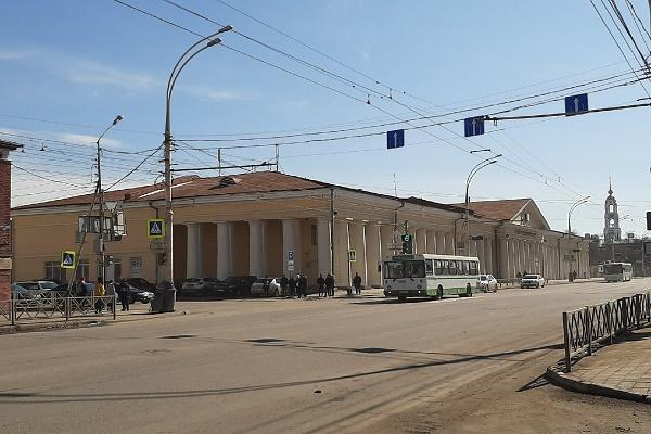 В Тамбове ограничат движение транспорта