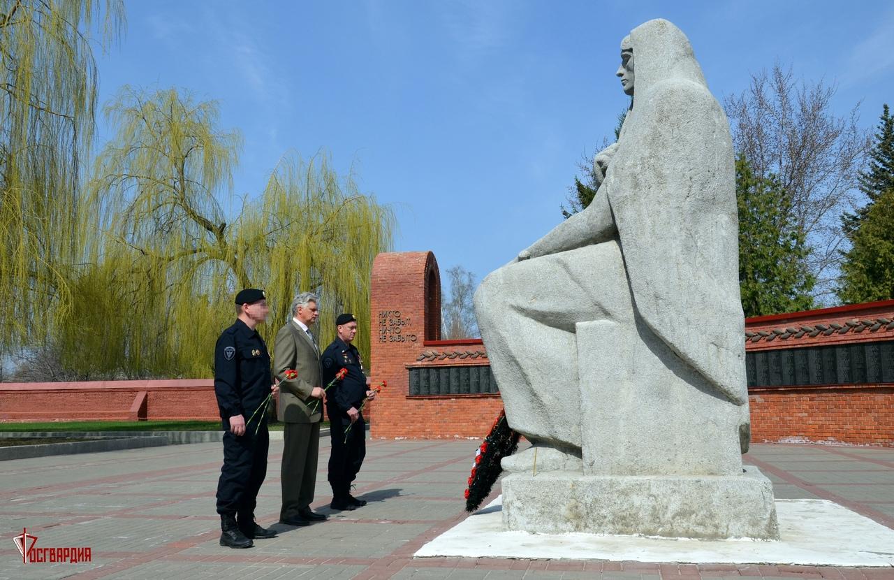В Тамбове отмечают День ветеранов органов внутренних дел