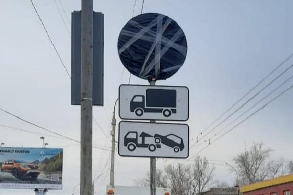 В Тамбове установят новые знаки для водителей грузовых автомобилей