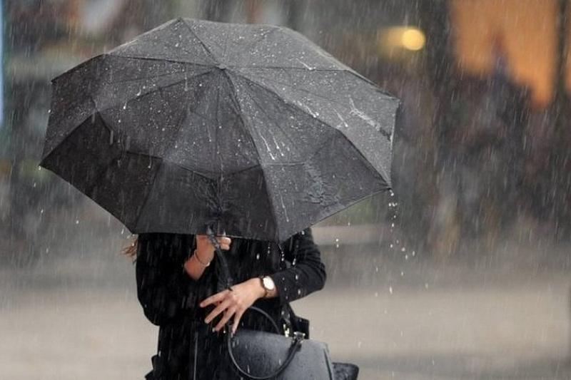 В Тамбове в выходные ожидается дождь