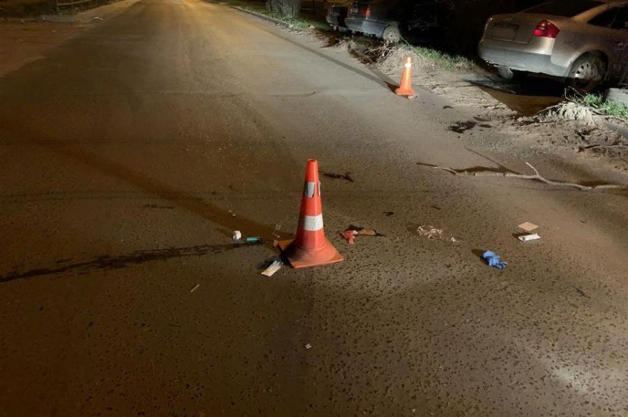 В Тамбове водитель сбил пешехода и скрылся с места ДТП