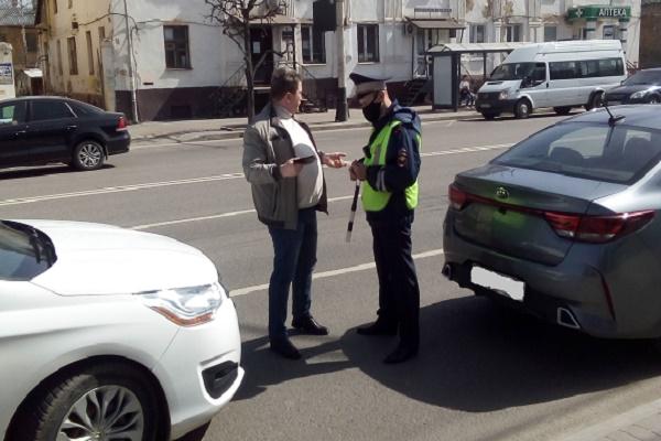 В Тамбове выявили водителей такси, работающих без разрешения