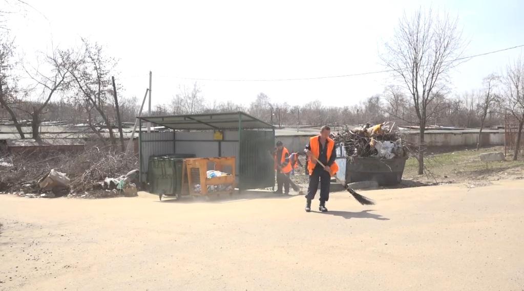 В Тамбове займутся уборкой несанкционированных свалок