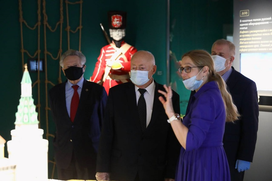 В Тамбовской области хотят увековечить имена всех земляков, погибших в годы войны