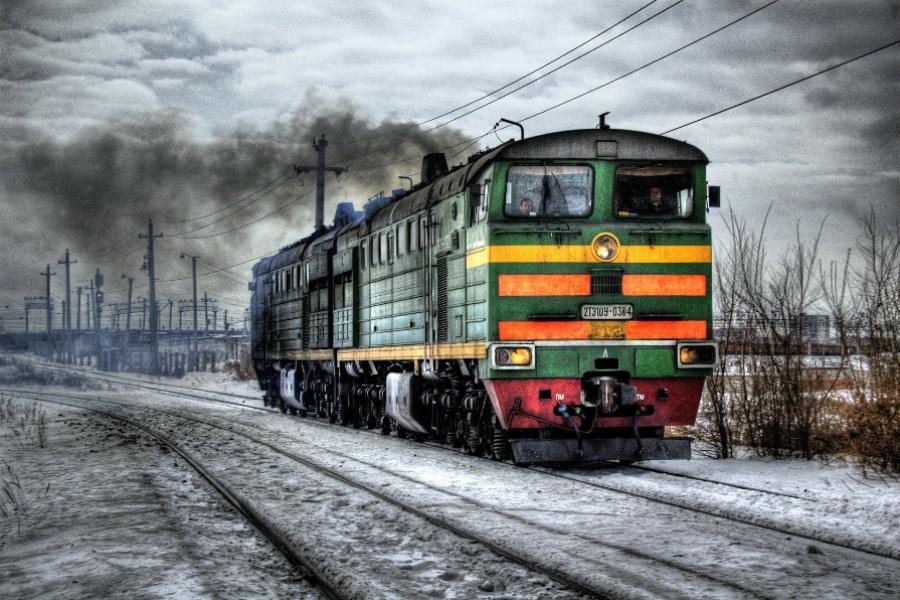В Тамбовской области мужчина похитил имущество железнодорожной организации