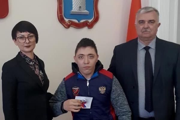 В Тамбовской области наградили лучших спортсменов по итогам прошлого года