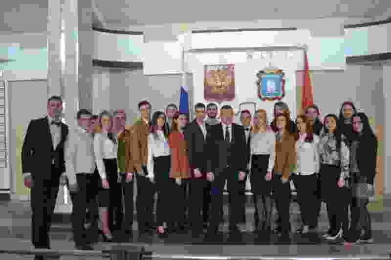 В Тамбовской области создадут Молодёжное правительство