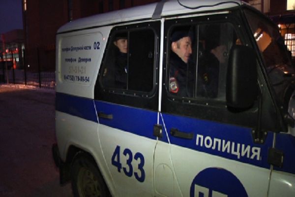В Тамбовской области водитель попытался дать полицейскому взятку