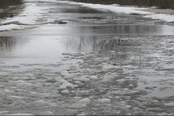 В Тамбовской области жители села Пановы Кусты оказались отрезаны от мира из-за ужасной дороги
