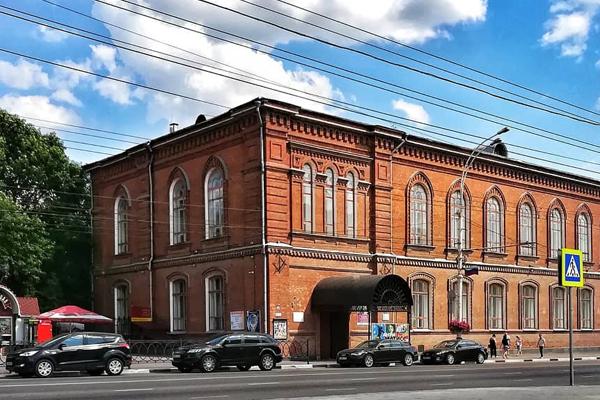 В Тамбовской областной картинной галерее откроется крупная выставка