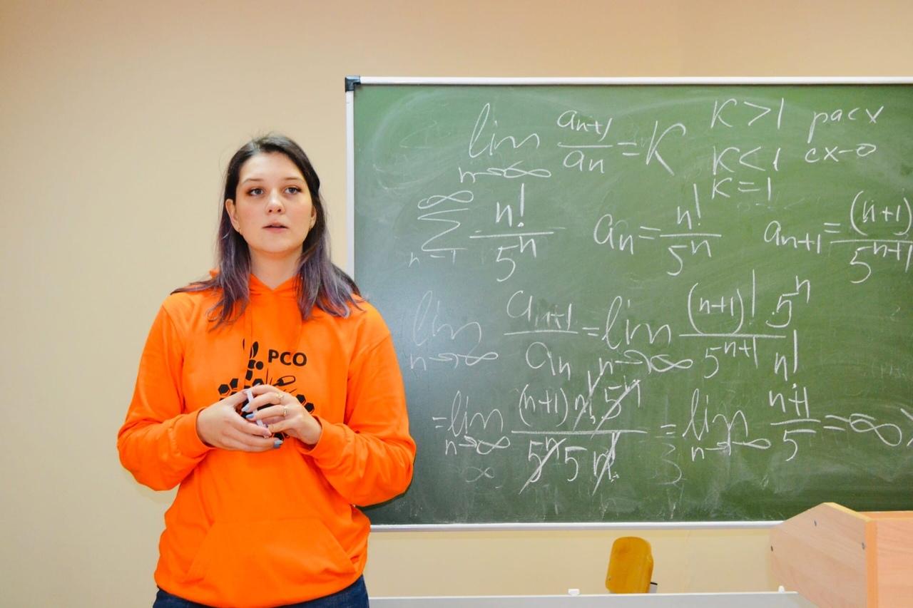 В Тамбовском филиале РАНХиГС состоялась встреча с активом Российского студенческого отряда