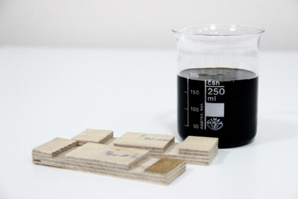 В Тамбовском университете разработали рецептуру экологической смолы